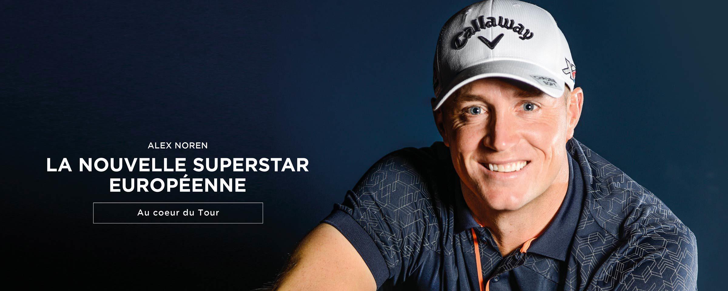 Alex Noren, La nouvelle superstar européenne