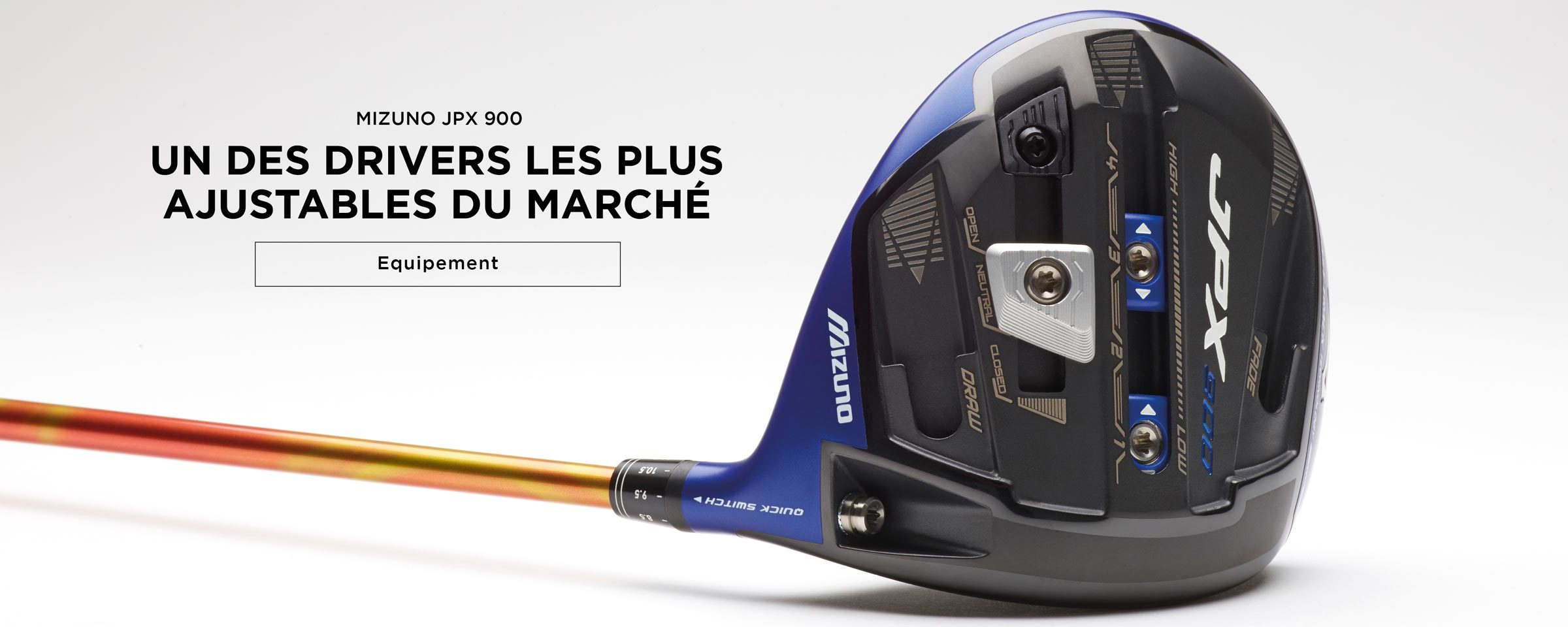 Mizuno, JPX 900. Guide d'achat en 3 points