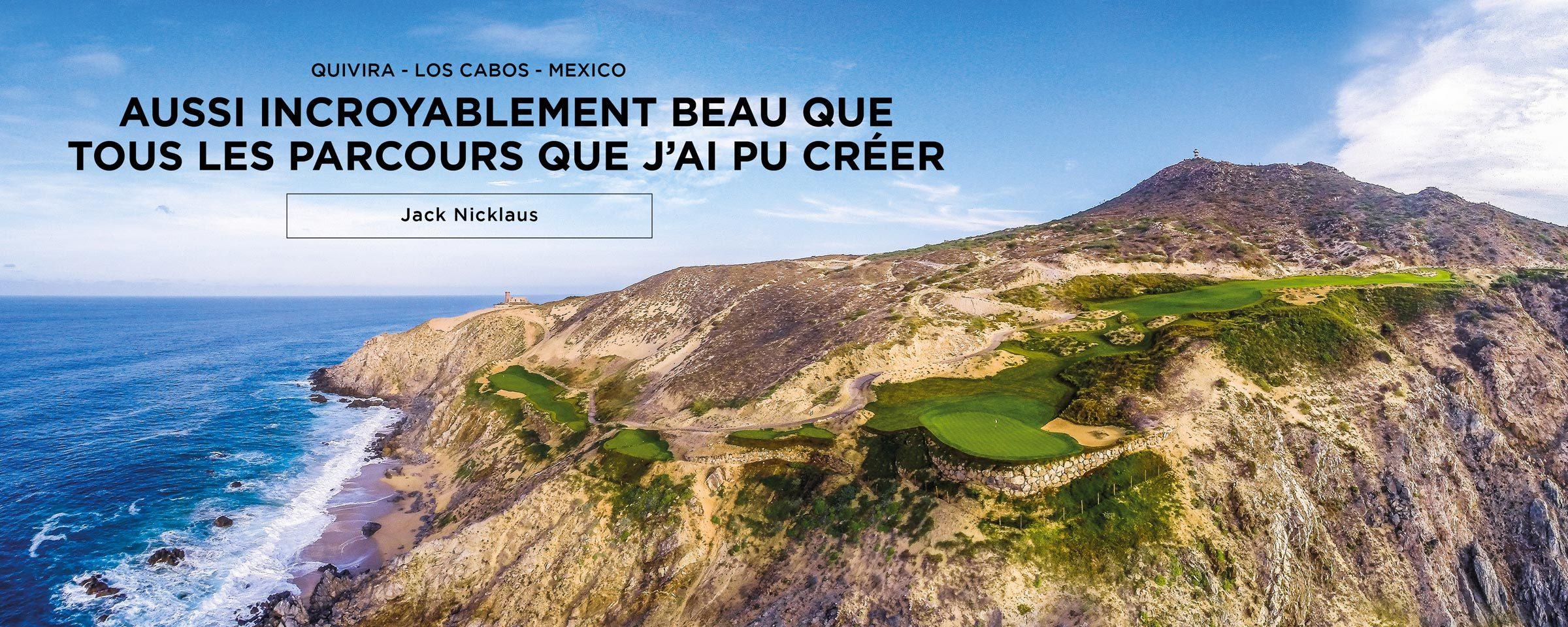 Quivira, Los Cabos, Mexico