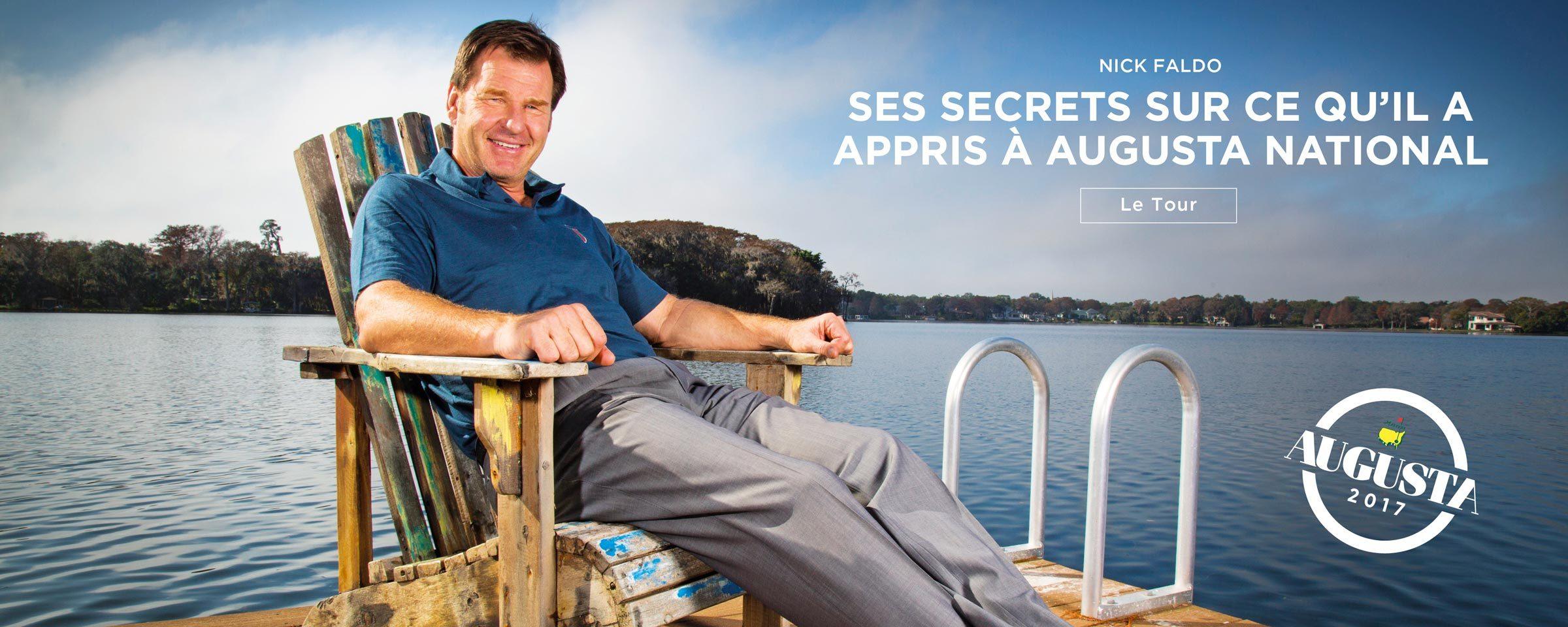 Ses secrets sur ce qu'il a appris à Augusta National