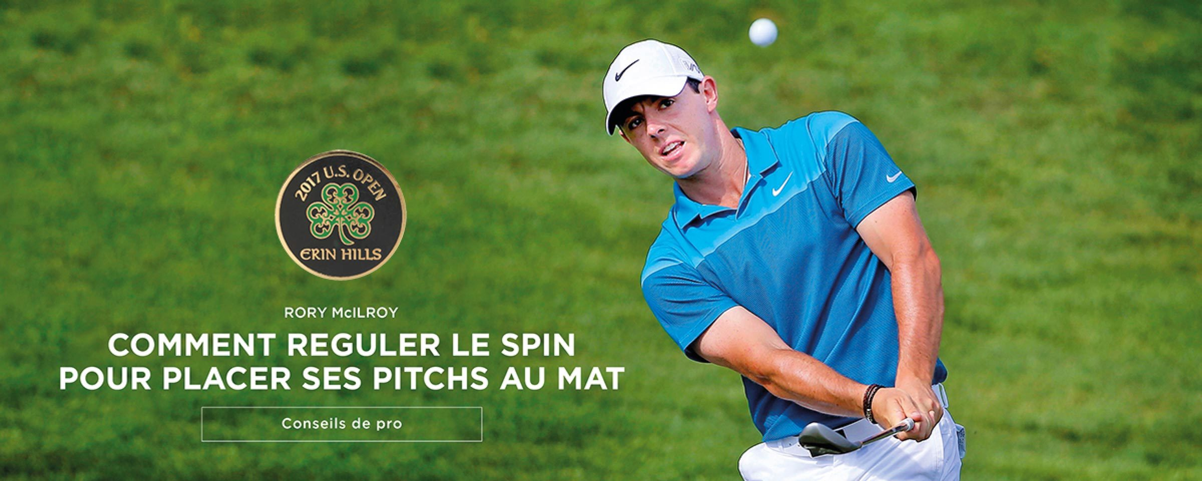 Chipping – contrôler le spin