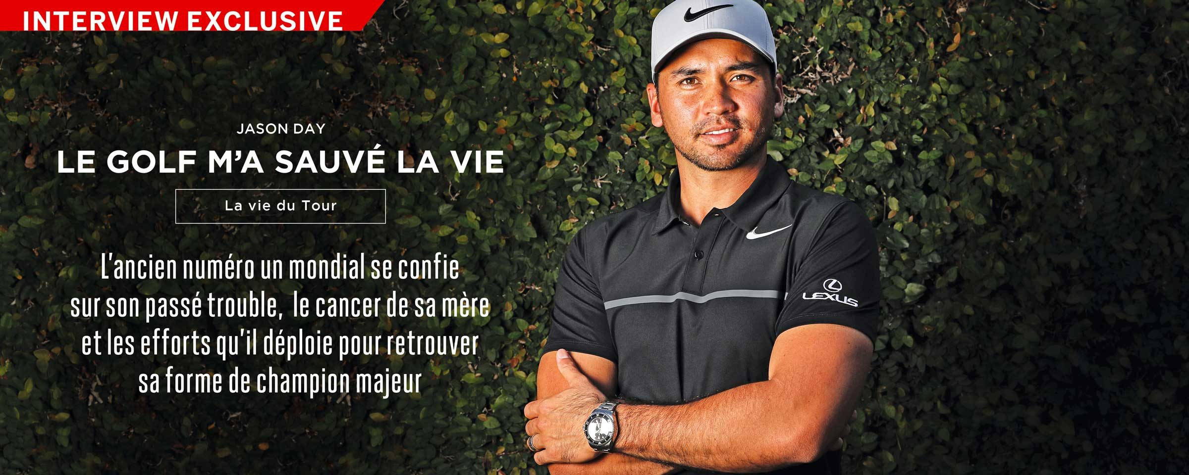 Jason Day – Interview exclusive