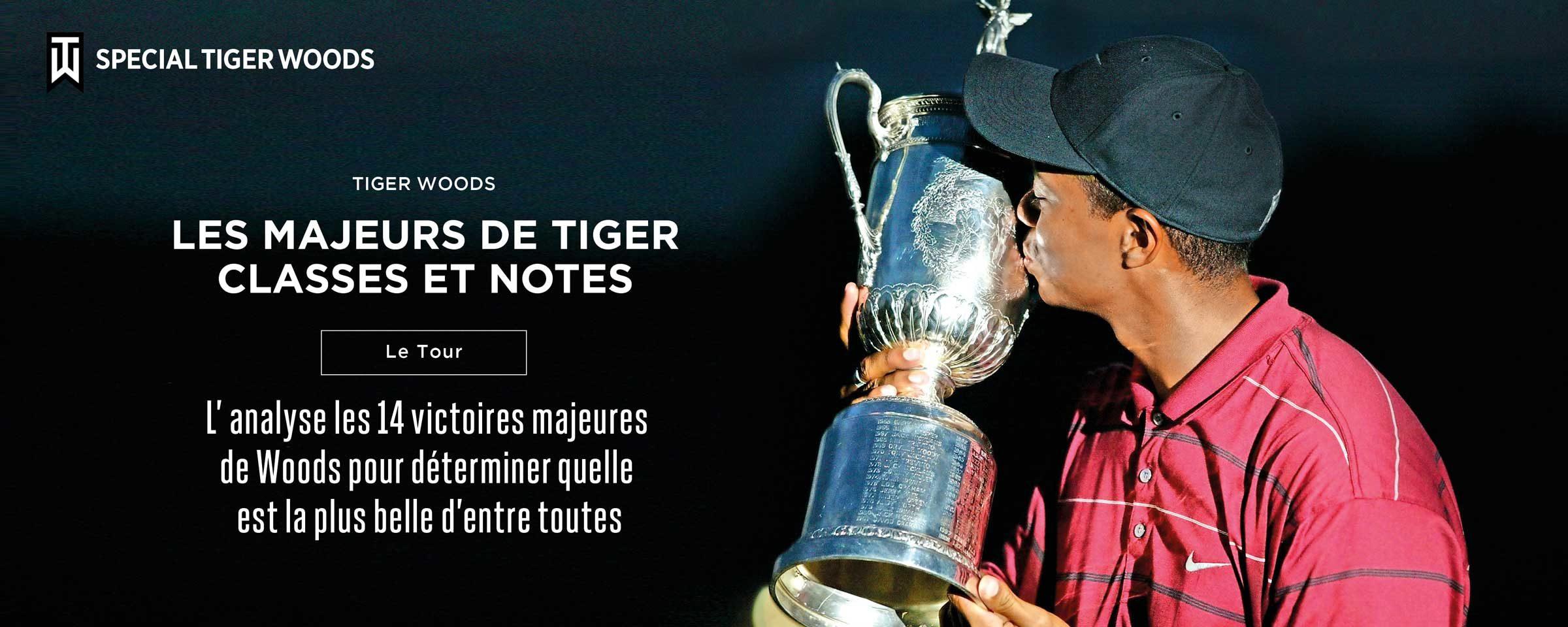 Les majeurs de tiger classes et notes