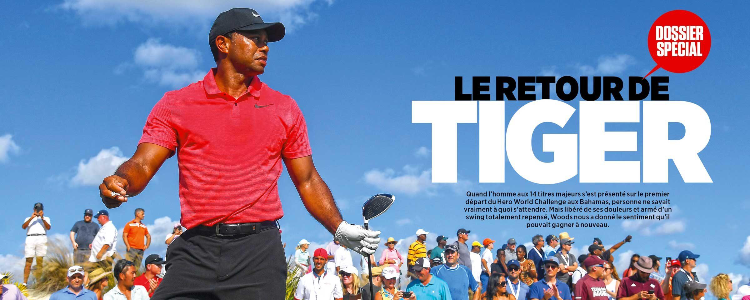 Le retour de Tiger
