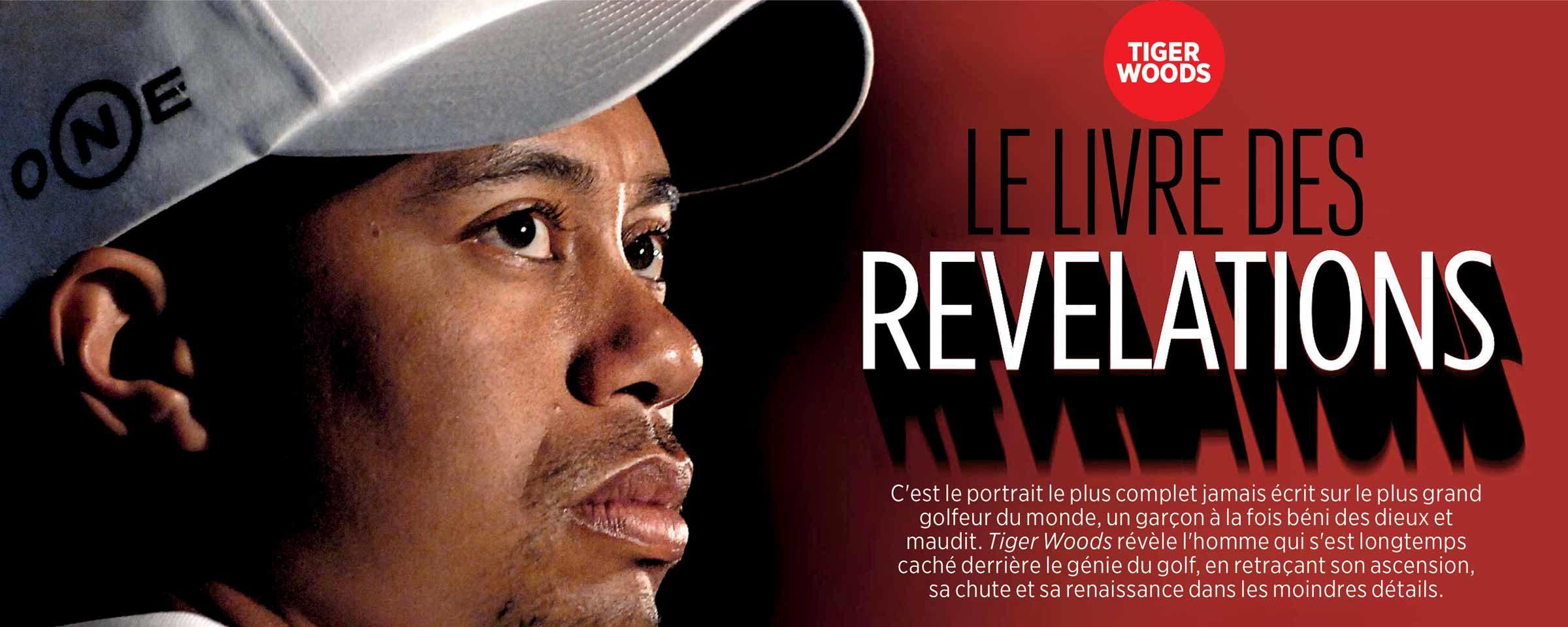 Le livre des revalations – Tiger Woods
