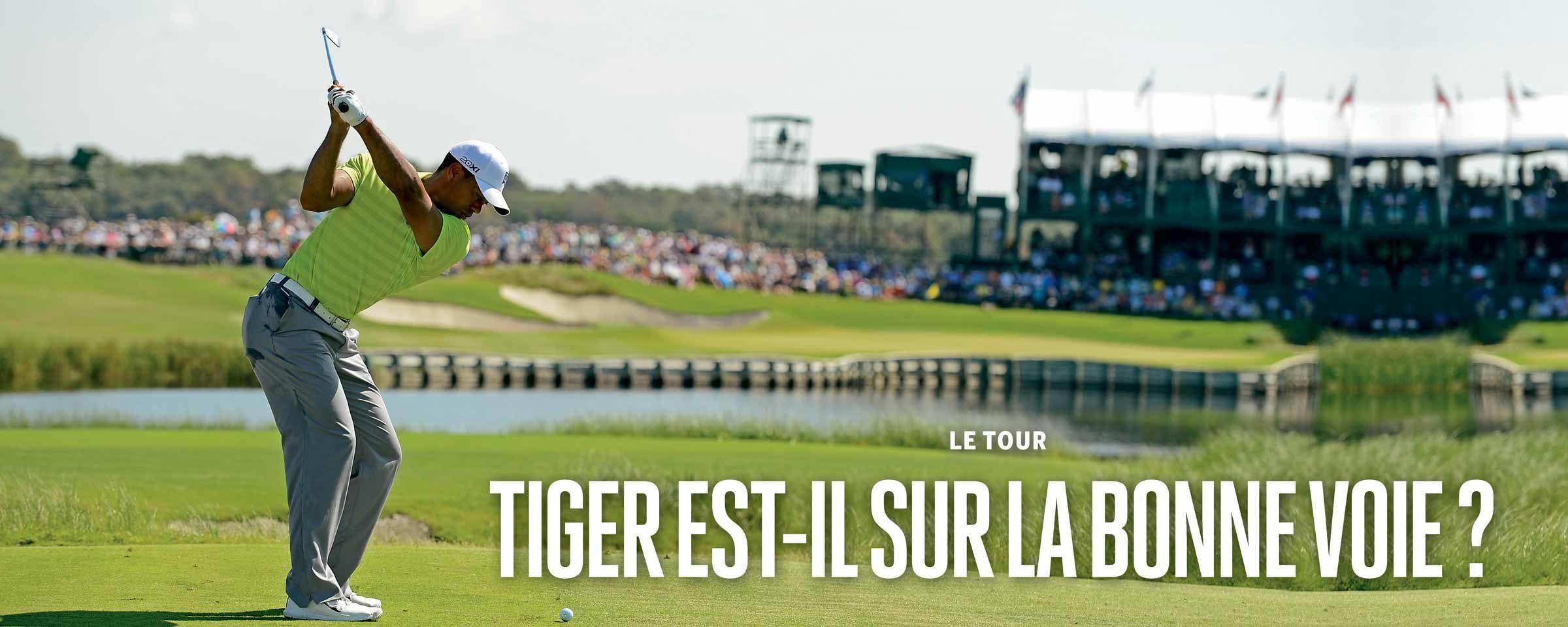 Tiger est-il sur la bonne voie ?