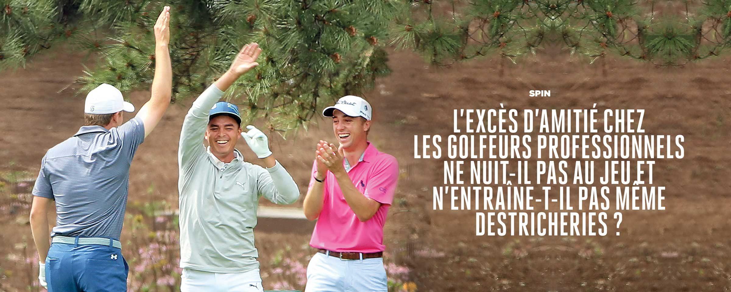 Rivalité dans le golf