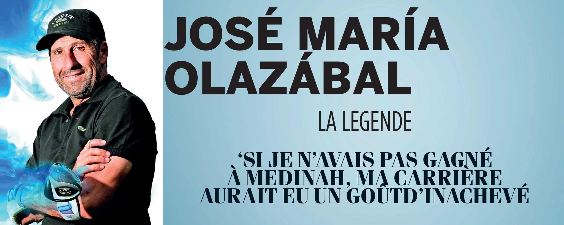 José María Olazábal