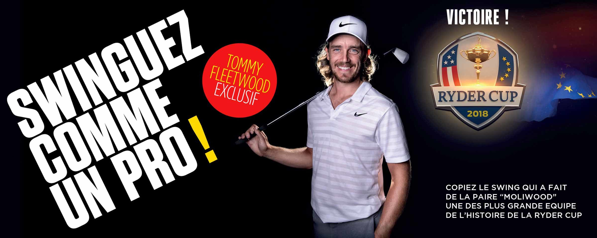 Tommy Fleetwood exclusif