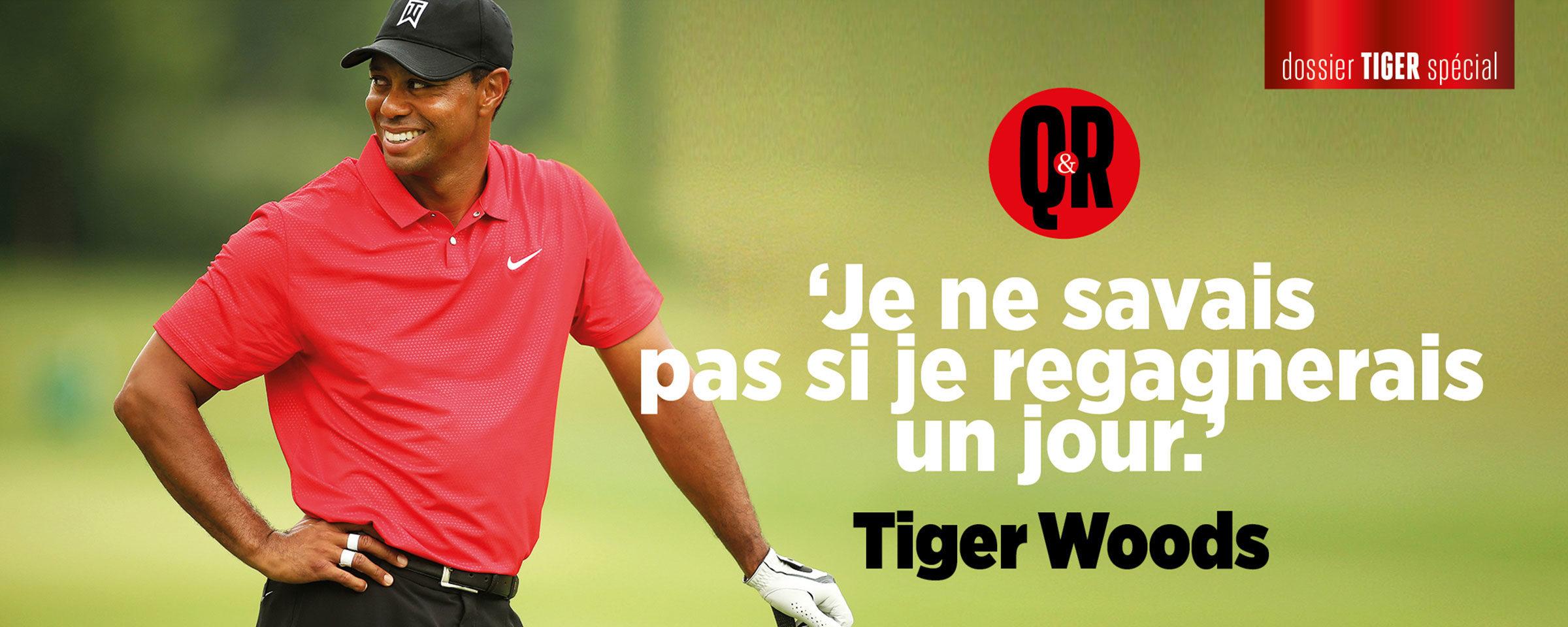 Tiger Woods : le tigre au sommet