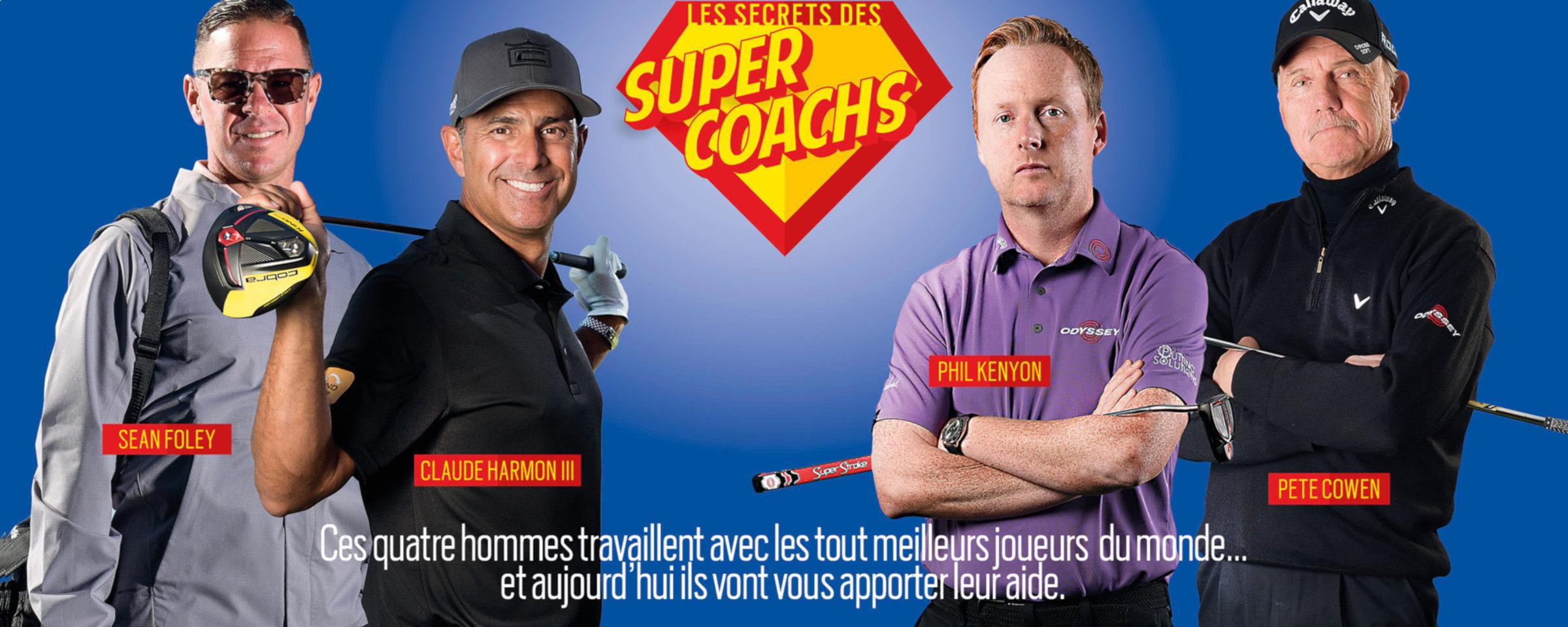 Les secrets des Super Coachs