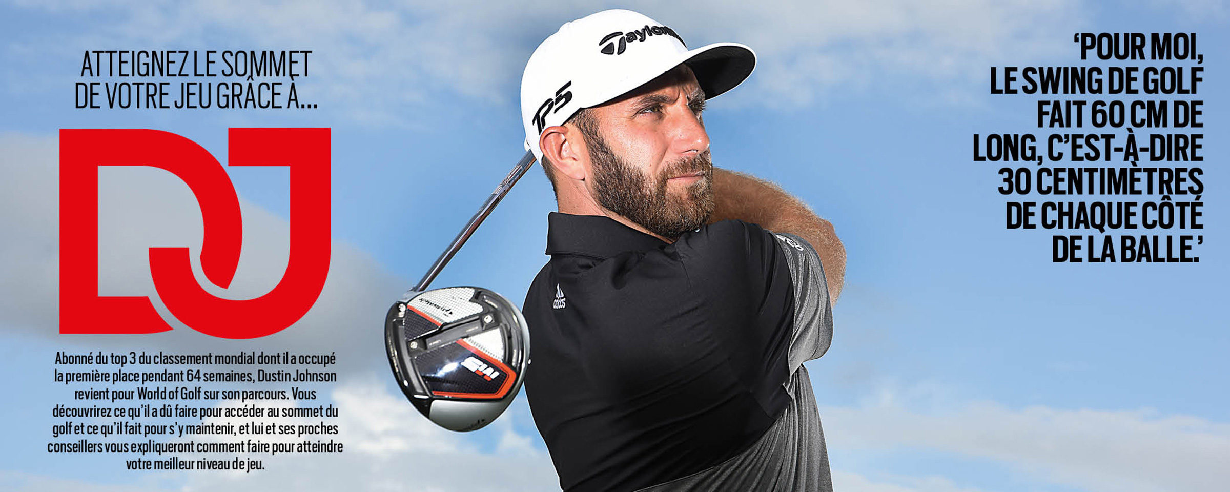 L'ascension de Dustin Johnson