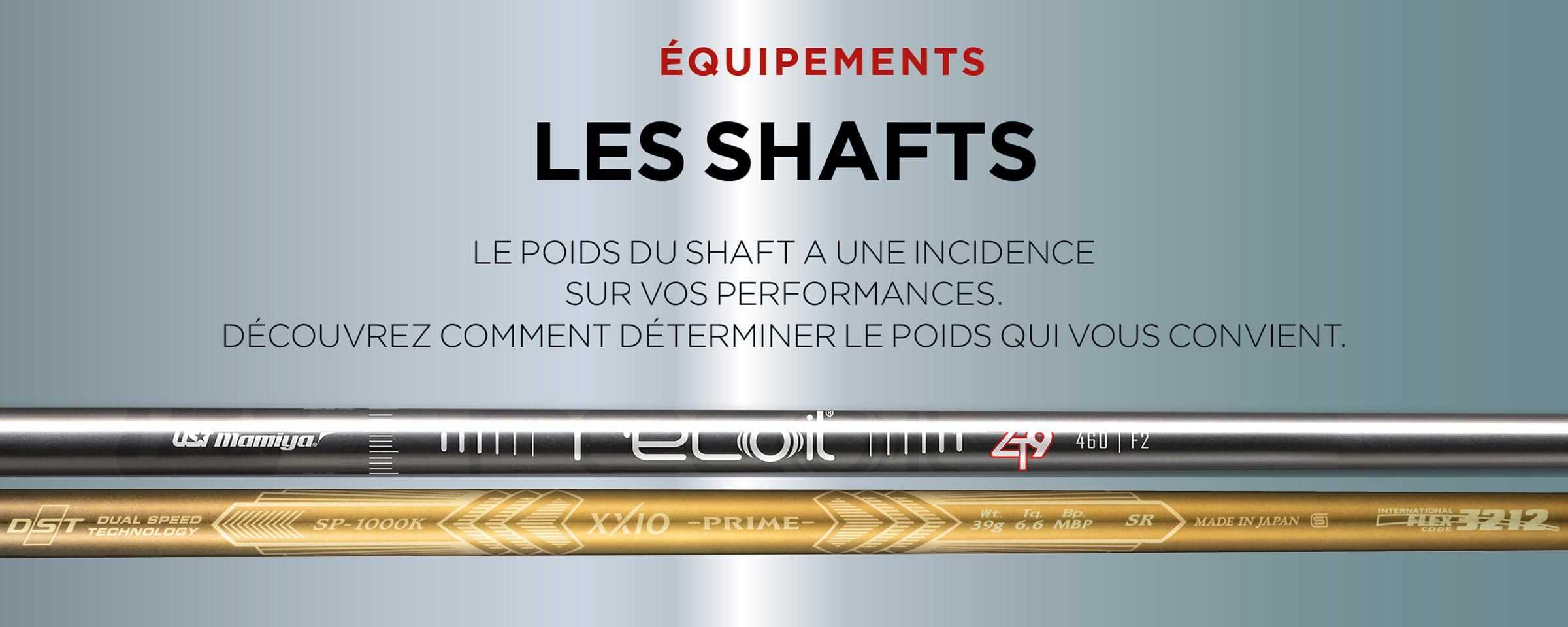 Les shafts