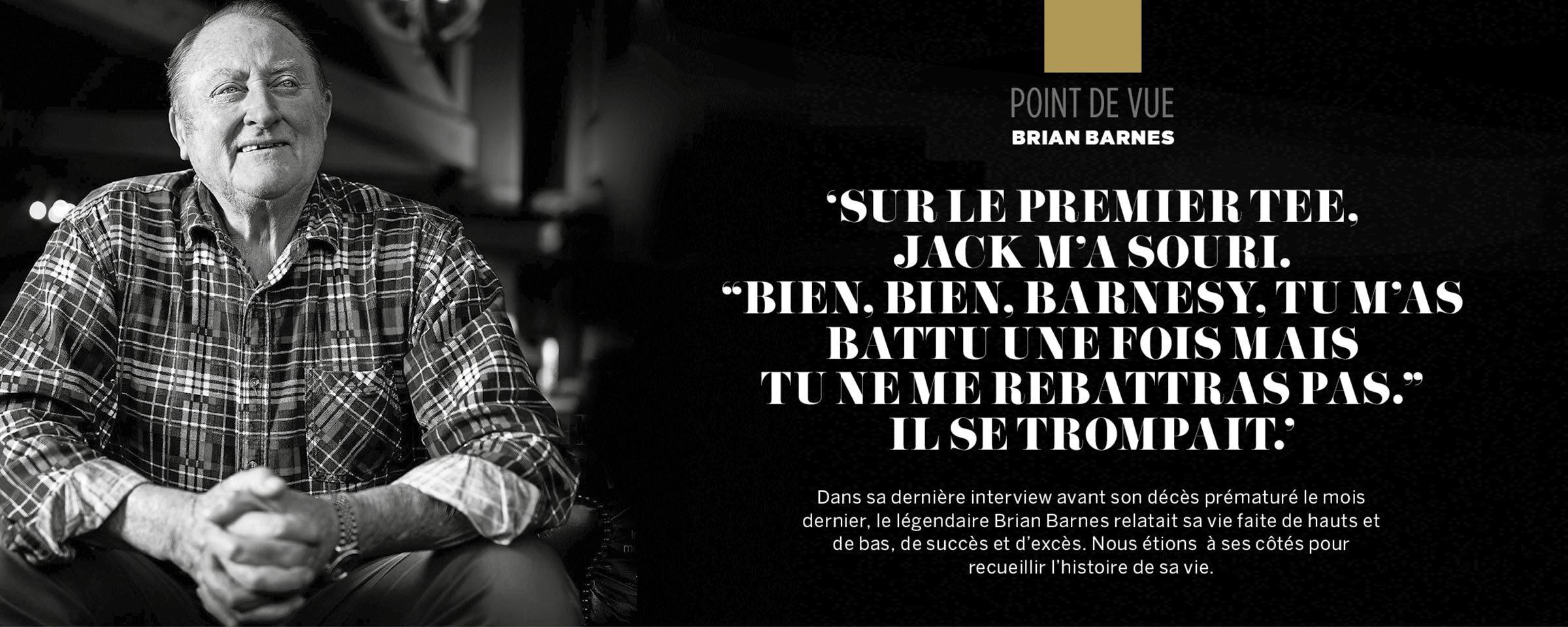 Brian Barnes