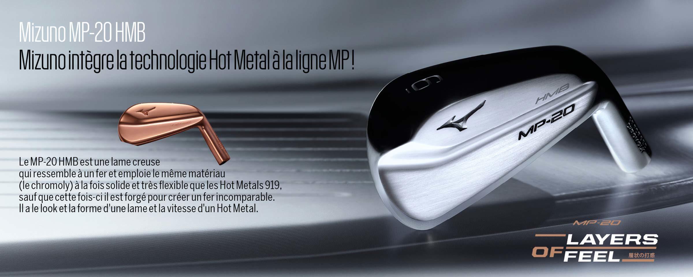 Mizuno MP-20 HMB