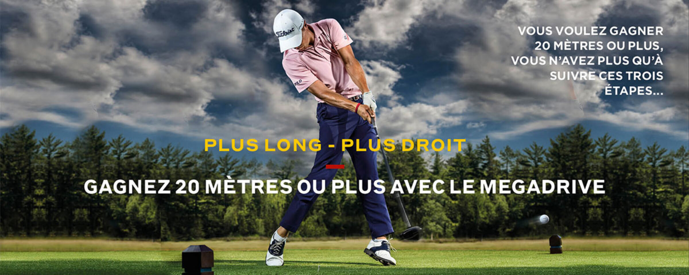 Plus long – plus droit