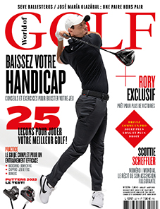 World of Golf le magazine de golf #1